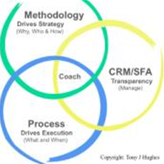 CRM, SFA, and Sales Enablement. The Same?